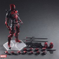 Jual Playarts Kai Deadpool PAK play arts kai marvel recast Murah