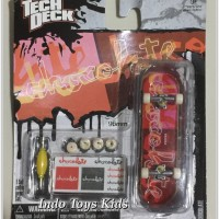 Tech Deck Finger Board (Chocolate) - 03