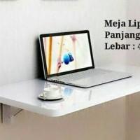Jual Meja Lipat Laptop - Flexible - Meja Belajar - Meja Kantor Murah