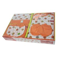 Dialogue Baby Giftset Owl Series 04 [DLB 2365]