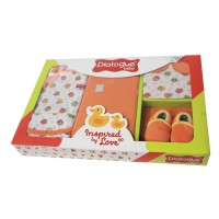 Dialogue Baby Giftset Owl Series 02 [DLB2363]
