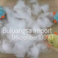 Jual BULU ANGSA IMPORT / ASLI MICROFIBER 100% / BANTAL KESEHATAN Murah
