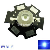 1 Set Biru HPL 1w High Power Led Blue 1watt