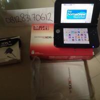 Jual 3DS XL 32gb Cfw Luma boot9strap (terbaru) | Nintendo 3 ds Murah
