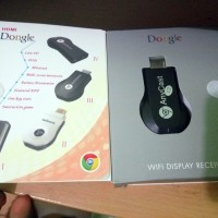 Jual Anycast / Ez Cast / Chrome Cast HDMI Dongle Wifi Display 1080p Murah