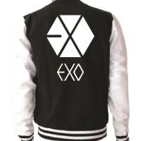 harga Jacket Varsity Kpop Exo (kai Sehun Baekhyun Chanyeol D.o Chen Xiumin) Tokopedia.com