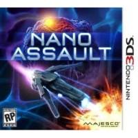 Jual 3DS GAME Nano Assault Murah