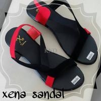 Jual Sepatu Wanita / Cewek Sandal Xena Grosir KND Murah