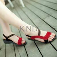 Jual Sepatu Wanita / Cewek Flat Xena New KND Murah