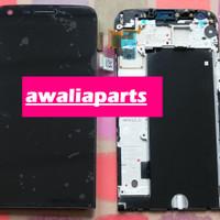 Jual LCD TOUCHSCREEN LG G5 H850 ORIGINAL FRAME FREM Murah
