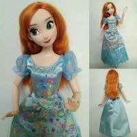 Jual Anna Frozen Disney full pivotal doll Murah