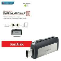 Jual Sandisk dual drive (otg) type C 16Gb Murah