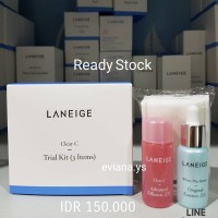 Jual Laneige Clear C trial Kit Murah