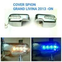 Cover Spion Grand Livina 2013-ON + Lampu