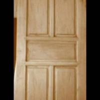 pintu 3 buah dg model yg berbeda dan 5 buah daun jendela serta list