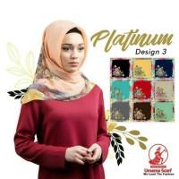 kerudung segiempat hijab umama scarf platinum jilbab parua europe