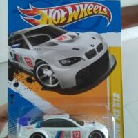 Hot Wheels BMW M3 GT2 white/putih