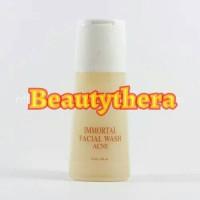Jual Immortal - Facial Wash Acne / Sabun Wajah Untuk Kulit Berjerawat Murah