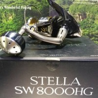 REEL SHIMANO STELLA SW 8000HG