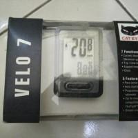 speedometer / speedo cateye / cat eye / velo 7/velo7