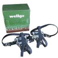 Pedal Toe Clip Wellgo MTB / FIXIE / ROADBIKE