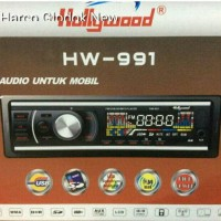 Jual TAPE USB/MMC/RADIO HOLLYWOOD HW-991 Murah