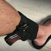 Jual Ankle Holster Strap Belt Ankle Leg Gun Holster Murah