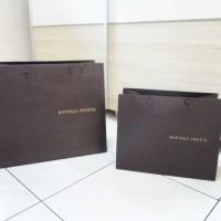 Bottega Veneta Original authentic paperbag branded paperbag tas kertas