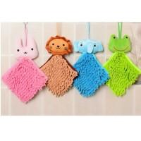 Jual Hand Towel Square Microfiber / Lap Tangan Cendol - FSLPM1 Murah