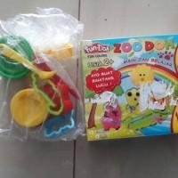 Jual Mainan Edukasi Lilin Fun Doh Zoo Murah