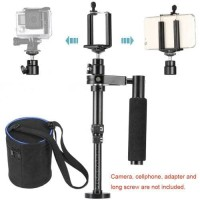 Jual Stabilizer Kamera Portable untuk GoPro/Xiaomi/SJCAM/Bpro/Kogan/Sbox Murah