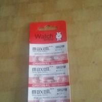 Jual Baterai Maxell SR521W baterai jam tangan Murah