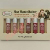 Jual Lipstick matte The Balm Meet Matt(e) Hughes - kosmetik murah Murah