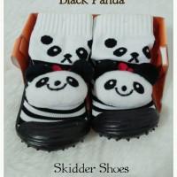 Jual Skidder Shoes Black Panda Murah