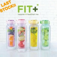 Jual Fit+ Infused Bottle Family set - Happier and Healthier me Murah
