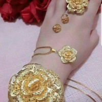 Jual paket perhiasan xuping Murah