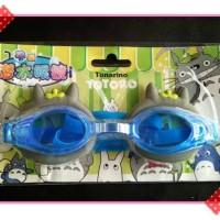 Jual kacamata kaca mata renang anak karakter totoro Murah