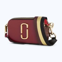Marc Jacobs Snapshot Maroon Bag