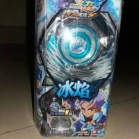 Jual Yoyo Auldey Blazing Teens Frozen Blaze S Blue + Bonus Murah
