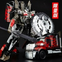 Jual Transformer Optimus prime Leader Class-Diecast merk Weijiang Murah