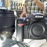Kamera DSLR NIKON D7000 + KIT 18-55MM SECOND MULUS SC LUMAYAN RENDAH