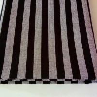 Jual Kain Batik Tenun Lurik - Zebra Murah