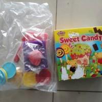 Jual Mainan Edukasi Lilin Fun Doh Sweet Candy Murah