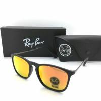 Kacamata Rayban Ray-Ban Crish Cris RB4187 4187 Polarized Orange