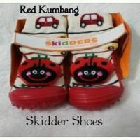 Jual Skidders Shoes Red Kumbang Murah