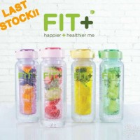 Jual BOTOL MINUM / FIT + INFUSED WATER Murah