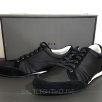Sepatu Sneakers Hitam Pedro Original M244X