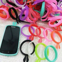 Jual Bumper RING RUBBER Glow /Cover Ring Case HP /Casing Rubber ALL Type HP Murah