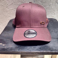 NEW topi NEW ERA Oakley 39thirty brown original