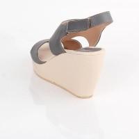 MURAH!!!         terlaris sandal wedges wanita terbaru 2017